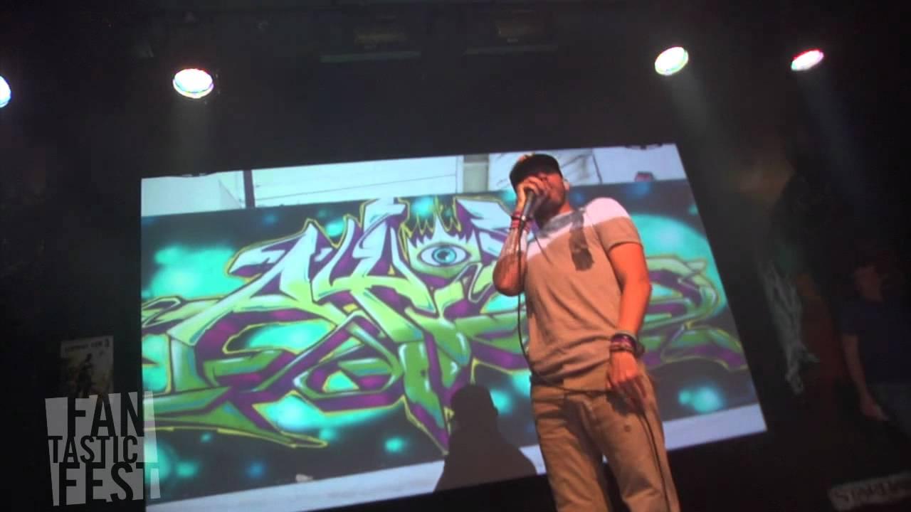 Fantastic Fest and Fandango present Attempted Rap - Dominic Monaghan