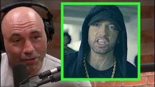 Joe Rogan on Eminem Being Anti-Trump