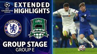Chelsea vs. Krasnodar: Extended Highlights | UCL on CBS Sports
