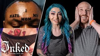 Worst Tattoo Ideas | Tattoo Artists Answer