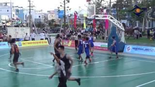 Full Highlights  XSKT Hậu Giang vs Hà Nội - Hiệp 1-2
