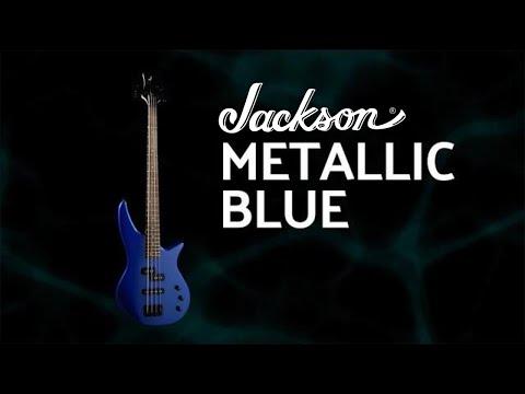 Jackson JS Series Spectra Bass JS2, Laurel Fingerboard, Gloss Black