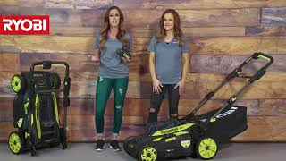 "Video: 40V 20"" BRUSHLESS SMART TREK™ Self-Propelled Mower WITH 6AH BATTERY & CHARGER"