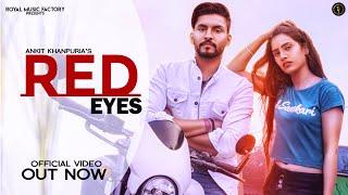 Red Eyes – Ankit Khanpuria