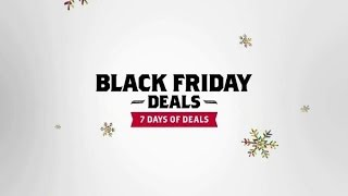 TV Commercial Spot - Lowe's Black Friday Deals - 7 Day's Of Deals - Christmas Inflatables