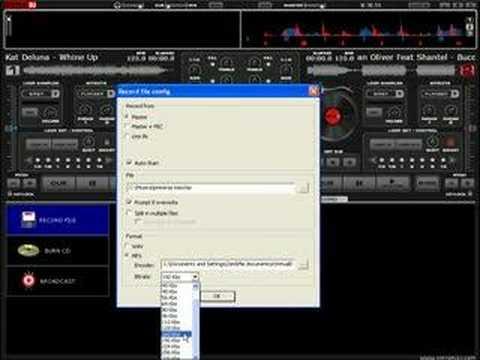 VIRTUAL DJ. COMO REALIZAR LAS GRABACIONES DE LAS MEZCLAS