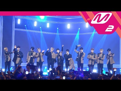 [MPD직캠] 워너원 1위 앵콜 직캠 4K '부메랑' (WANNA ONE FanCam No.1 Encore) | @MCOUNTDOWN_2018.4.5