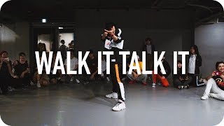Walk It Talk It - Migos ft. Drake / Austin Pak Choreograph
