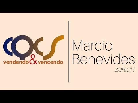 Imagem post: Vendendo e Vencendo – Marcio Benevides – Zurich
