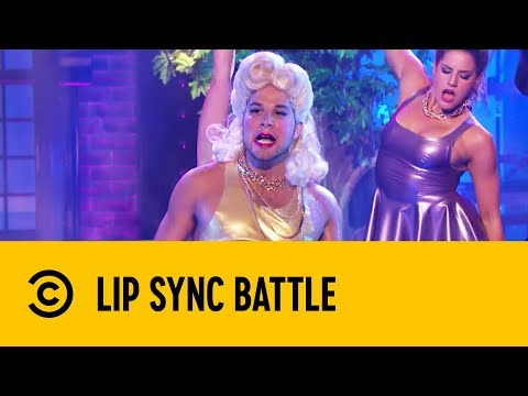 Skylar Astin Performs Fergie's