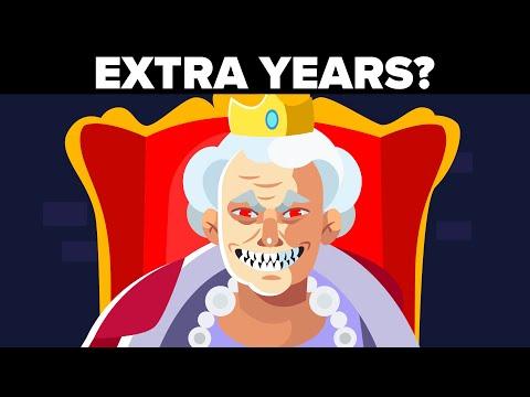 Која е причината за долговечноста на членовите на кралските семејства?