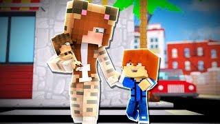 Minecraft Daycare - ADULT TINA !? (Minecraft Roleplay)