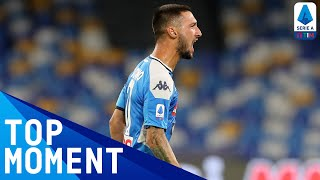 Politano Scores Game-Winning Wonder Goal!   Napoli 2-1 Udinese   Top Moment   Serie A TIM