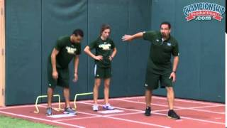 Increase Hurdler Acceleration Out of the Blocks! - Track 2015 #7