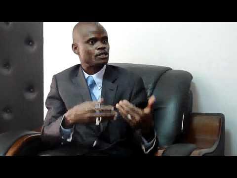 Entretien avec le Directeur de l'ISRA, le Dr Macoumba DIOUF