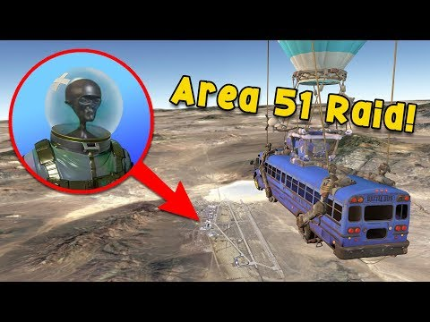 Area 51 - VRCHAT