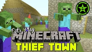 Let's Play Minecraft: Ep. 173 - Thief Town