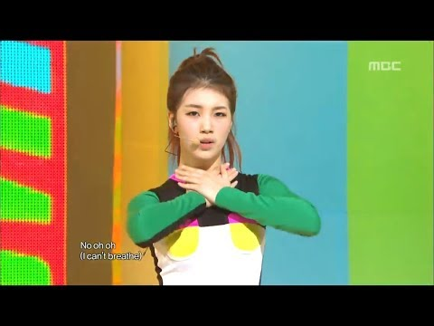 miss A - Breathe, 미스에이 - 브리뜨, Music Core 20101009