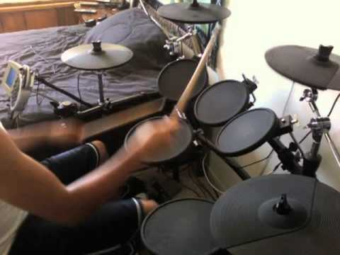All That Remains - This Calling (Drum Cover) (Drummer of Disposable Being)