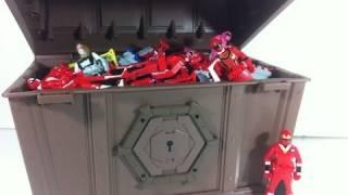 Review: Gokai Treanger Box (Kaizoku Sentai Gokaiger)