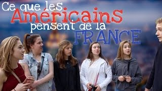 Americans' Vision of France
