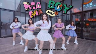 [VPOP IN PUBLIC] AMEE - MAMA BOY DANCE COVER BY 9789UTUBI