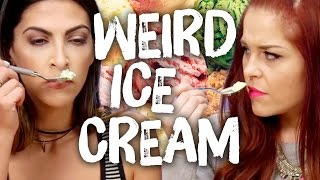 7 Extremely Unusual Ice Cream Flavors (Cheat Day)