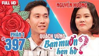 Cô gái có hình xăm đổ gục trước giọng hát chàng kĩ sư 'thu gom rác'|Quách Vững-Nguyễn Hương|BMHH 397