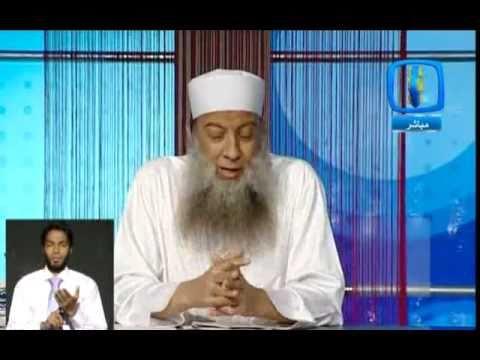 رد الشيخ أبو إسحاق الحويني على مصطفى حسني
