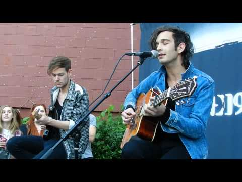 THE 1975 Grimey's Performance 5/15/14