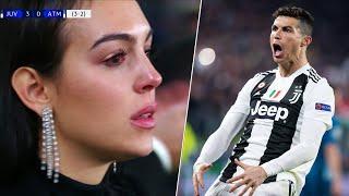 The Day Cristiano Ronaldo Made Georgina Rodríguez Cry