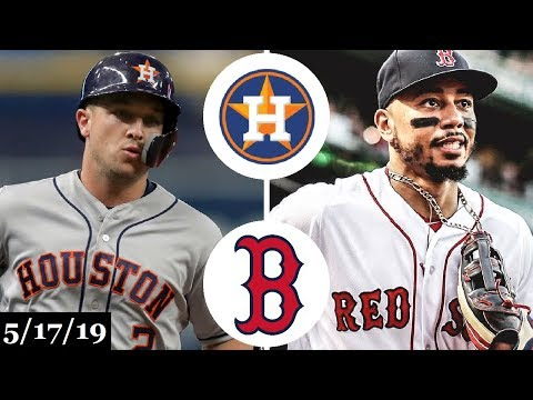 Houston Astros vs Boston Red Sox - Full Game Highlights | May 17, 2019 | 2019 MLB Season