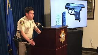 Media Briefing: OIS #9 for 2019 -- Serial Armed Robber Pulls Gun on Detectives
