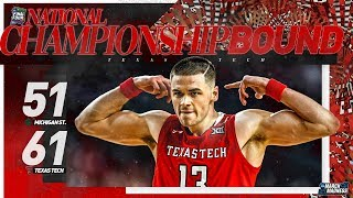 Michigan State vs. Texas Tech: Final Four extended highlights