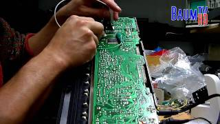 Casio SK-1 A small live circuit bending sound session (by BAUM)