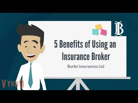 5 Benefits of Using an Insurance Broker