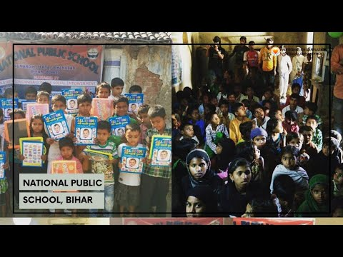 National NGO opens a National Public School at Bihar