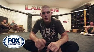 Joe Lauzon UFC Fight Night Vlog: Episode 1