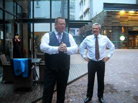 Austen Morris Associates Ice Bucket Challenge by Greg Morris & James Colclough
