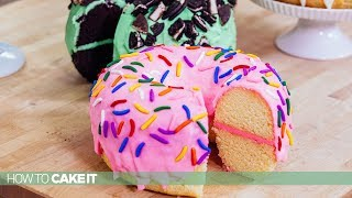 Donut Cake Compilation 😋🍩 | How To Cake It
