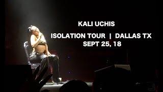 Kali Uchis Isolation Tour Dallas Tx