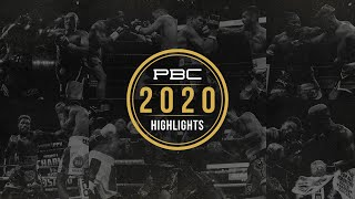 PBC 2020 Year-End Highlights