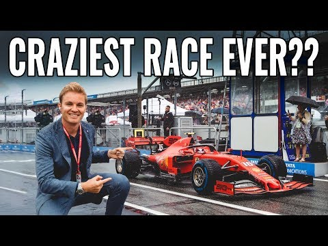 F1 IS BACK!!? (GERMAN F1 GP!!) | NICO ROSBERG | RACEVLOG
