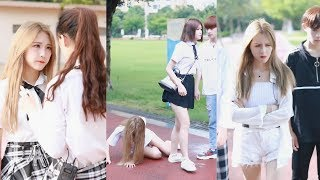 Love Story School Mafia Girl (Yinger And Jiujun)