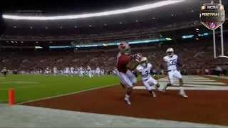 Highlights Iron Bowl 2014 (Auburn vs Alabama)