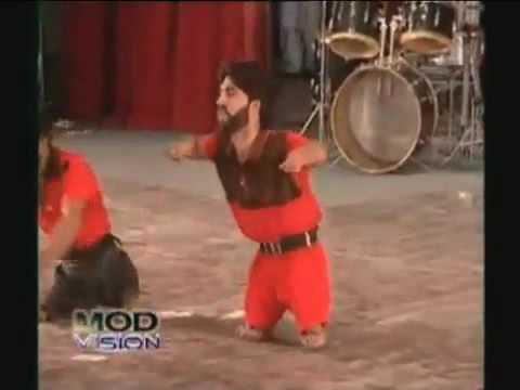 Funny Midget Dancing 47