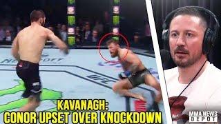 Kavanagh: Conor's very upset that Khabib dropped him; DC vs Lewis UFC 230?; Aldo wants McGregor