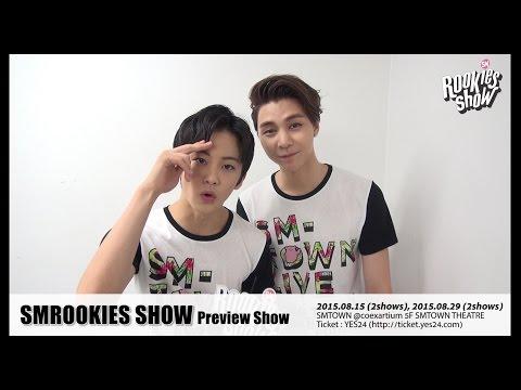 [SMROOKIES SHOW] 홍보영상 [1]- MARK & JOHNNY
