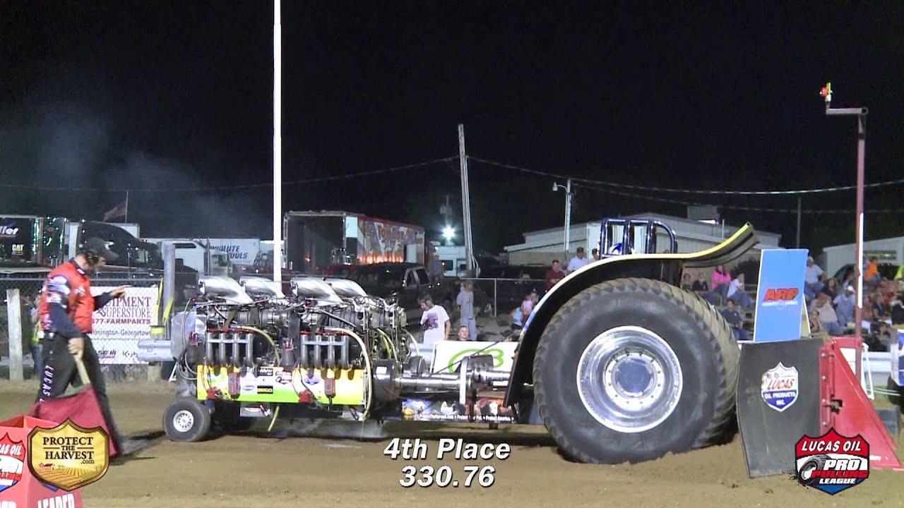 "PPL 2013: ""Protect The Harvest Down & Dirty"" Super Modified Tractor - Smashpipe Autos"