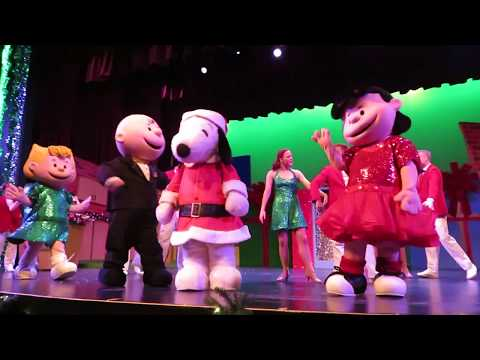 Charlie Brown's Christmas Spectacular @ Winterfest Kings Dominion - 12/02/18
